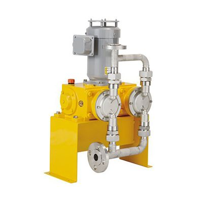 PL Hydraulic, Direct-Driven Smoothflow Pumps