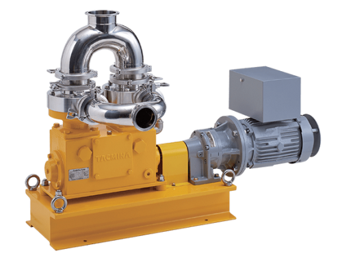 Tacmina Introduces New Ultra-High Viscosity Smoothflow Pump